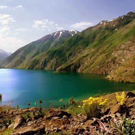 دریاچه گهر نگین زاگرس