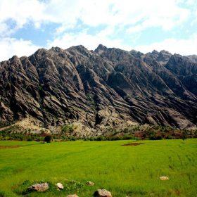 مهراب کوه اسرار آمیز