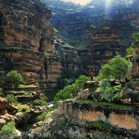 دره شیرز Shirez valley