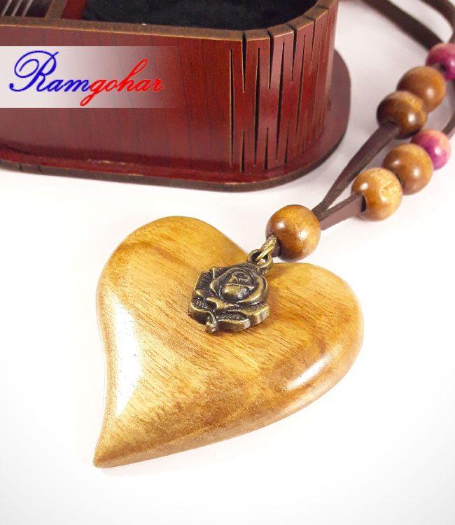 گردنبند قلب - 6032 2
